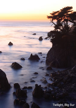 Twilight, Big Sur